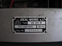 VE301 W Ideal