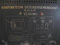 VE301 WN Rundfunktechnische Erzeugergemeinschaft