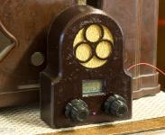 kleines Retro-Radio